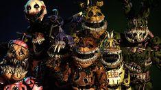 Marionette Fnaf, Fnaf Freddy, Sailor Mars, Sailor Venus, Fnaf Wallpapers, Star Wars Droids, Fnaf 1, Fnaf Characters, Fnaf Drawings