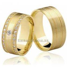 Comprar Alianças de Ouro Casamento
