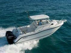 2012 Boston Whaler Boats 255 Conquest
