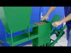 """Экопресс-2М"" для брикетов из опилок / ""Ecopress-2M"" for briquettes from sawdust - YouTube"