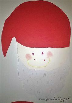 askartelua: Joulukalenteri