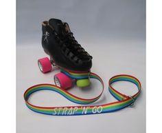 Strap 'N' Go (Skate Noose/Leash) Assorted Colours