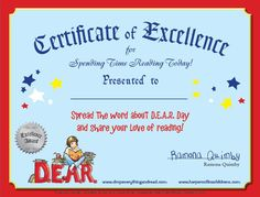 Congrats! Here is your Certificate of Excellence!