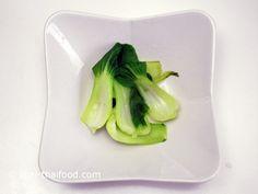 Pak Choi blanchiert Pork Soup, Celery, Vegetables, Ethnic Recipes, Food, Asian Soup, Vegetable Recipes, Eten, Veggie Food