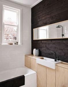 łazienka z odzysku // recycled bathroom