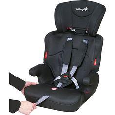 Der Safety 1st Autokindersitz Ever Safe ist ein Sitz der Gruppe 1/2/3 und somit für Kinder von ca. 12 Monate bis 12 Jahre geeignet (9-36 kg). Dank der 6-fach höhenverstellbaren Kopfstütze und dem 2-fach verstellbaren Schultergurt wächst der Autositz mit Ihrem Kind mit. Der weich gepolsterte Sitz und die praktischen Armlehnen sorgen auch bei langen Fahrten für eine bequeme Sitzposition Ihres Kindes. Der Einbau erfolgt einfach und schnell über den 3-Punktgurt in Ihrem Auto.<br /> <br…