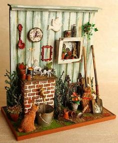 MiNiaTuRe GaRDeN aREa