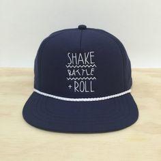 Alfie 'Shake Rattle and Roll' Trucker Cap