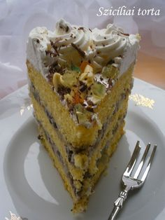 Torte Recipe, Cake Recipes, French Toast, Healthy Living, Food And Drink, Cooking Recipes, Sweets, Meals, Baking