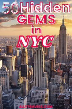 The best way to learn about any new city is to experience something off the beaten path. You should avoid the tourist traps in favor of unique New York experiences. I've listed all the non-touristy things to do in NYC that I've done over the years and loved. Travel Guides, Travel Tips, North America Destinations, Nyc Bucket List, Travel Essentials For Women, Airplane Travel, Tourist Trap, New City, Usa Travel