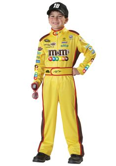find this pin and more on race car nascar kyle busch child costume