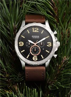 Men's Vintage Watches, Fossil Watch Collections for Men
