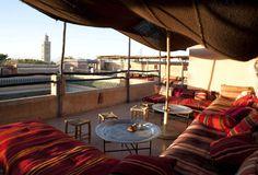 Escale arty à Marrakech: Le Riad El Fenn http://www.vogue.fr/voyages/adresses/diaporama/le-riad-el-fenn-escale-arty-a-marrakech/15883