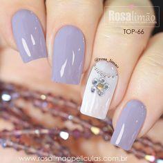 Magic Nails, Love Nails, Manicure, Nail Designs, Nail Art, Beauty, Enamels, Amor, Home