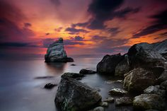 The rock sail by mpsmarcopolo adriatic coast ancona beach cliff clouds conero italia italy landscape mar marche numana rocks sail Italy Landscape, Stunning Photography, World's Biggest, Photo Contest, The Rock, Landscape Paintings, Sailing, Sunrise, Clouds