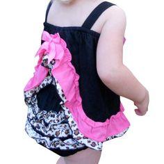 ILoveBaby Bloomer Set (Ruffled Diaper Cover « Dress Adds Everyday
