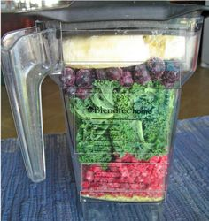 Green Smoothies - i like the info on the benefits of green smoothies.  I eat a green smoothie for breakfast every morning, but my ingredients are a lot different than hers.  i want to try the orange juice and avocado idea!
