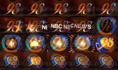Reconstruccion de video presentacion de campaña presidencia de EEUU año 98