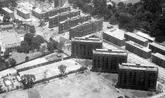 Tejido del Multifamiliar Juarez « Arquitectura en Red