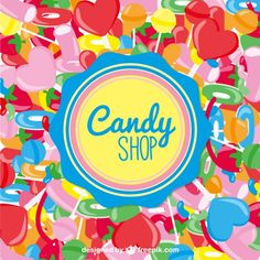 123 Best Candy Wallpaper Images Candy Sweets Wall Papers