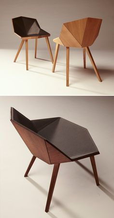Wooden Chair Design for Living Room Beautiful Pack Horse A Great Lounge Chair for All Adventures Interior Design Blogs, Blog Design, Design Files, Design Design, Chair Design Wooden, Lounge Chair Design, Lounge Chairs, Side Chairs, Rocking Chairs