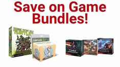 Geek Daily Deals Jan. 25, 2018: Save on 'Teenage Mutant Ninja Turtles' and 'Dungeons & Dragons' Game Bundles - https://geekdad.com/2018/01/geek-daily-deals-jan-24-tmnt-dd-game-bundles/?utm_campaign=coschedule&utm_source=pinterest&utm_medium=GeekMom&utm_content=Geek%20Daily%20Deals%20Jan.%2025%2C%202018%3A%20Save%20on%20%27Teenage%20Mutant%20Ninja%20Turtles%27%20and%20%27Dungeons%20and%20Dragons%27%20Game%20Bundles