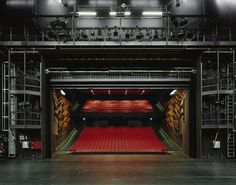 Theater Gütersloh, Gütersloh, Germany | 15 Photos Of What Actors See When They're On Stage