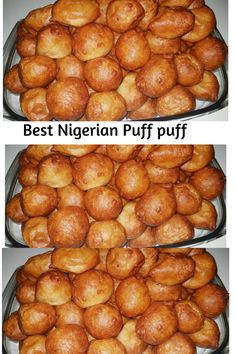 Puff puff is a typical Nigerian snack and one of the most loved Nigerian street foods. It originated from Nigeria but has now spread across some parts of Africa like Cameroon, Ghana… Interestingly, each country seems to have found a name for it. Nigerian Meat Pie, Nigerian Food Recipes, African Recipes, Beignets, Ghanaian Food, Puff Recipe, Ramadan Recipes, International Recipes, Love Food