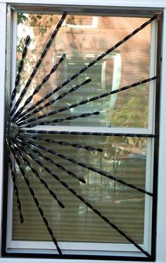 1000 images about window guard for tack room on pinterest for Window protector designs