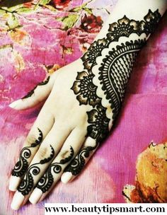 Latest Mehndi Designs | Latest And Simple Hand Mehndi Designs For Girls 2014