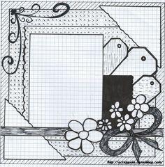 coucou allez c'est parti voici le sketch d'avril !!! n'oubliez pas de mettre le lien vers votre page pour qu'elle soit publiée début...