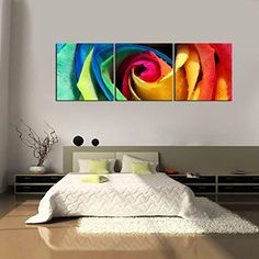 Canvas wall art is an amazing option when it comes to home wall art decor. In fact the right piece of canvas wall art will Metal Wall Art Decor, Diy Wall Art, Modern Wall Art, Home Wall Art, Home Art, Abstract Canvas Art, Canvas Wall Art, Oil Painting Flowers, Floral Paintings