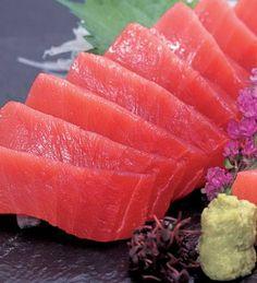刺身 さしみ sashimi = raw fish