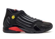 "#sneakers #news  Jordan Brand To Celebrate The 20th Anniversary Of The ""Last Shot"" With Air Jordan 14 Retro"