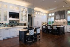 Palm Beach Gardens Kitchen & Bath - traditional - Kitchen - Other Metro - Planning and Building, Inc