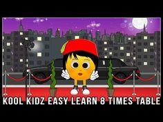 8 Times Table Song (Kool Kidz) Fun & Easy Learn Multiplication Songs! - YouTube
