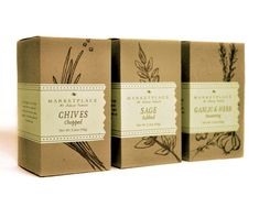 Packaging Design Project : Marketplace by Briahnna Logan