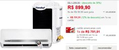 Ar Condicionado Split Comfee Hi Wall 7.500 BTUs Frio 220V << R$ 79191 >>