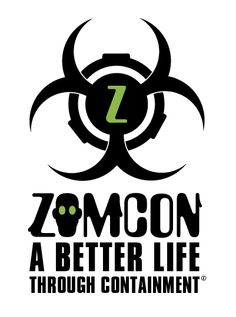 Zomcon - the Designer Co-op.  Invites for a zombie themed party.
