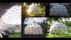 Biodomes also says that its homes can withstand winds of up to 320 km/h (198 mph)