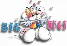 Big Hugs...Love And Miss ya-all...:)