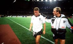 Gazza's tears, Italia 90 and the madness of Merrie England - GQ.co.uk