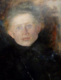 Olga Boznanska,  'Friend'