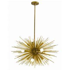 sputnik brass chandy