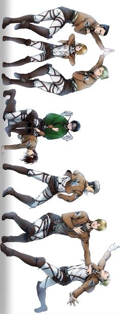 Shingeki no Kyojin (Attack on Titan):