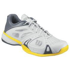 outlet store 0c5c6 c4645 Wilson Rush Pro Mens Tennis Shoes