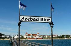 Ostseebad Binz Island, Castle, Germany, Silhouette, Places, Travel, Rostock, Vacation, Viajes