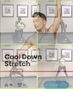 Moves App, Cool Down Stretches, Fitbit, Fitness, Fun, Movie Posters, Movies, Films, Film Poster