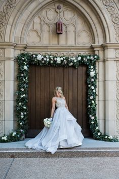 Hayley Paige Dori Gown, Katey McFarlan Wedding