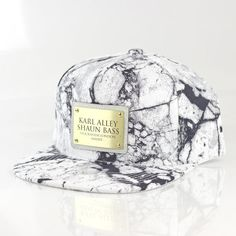 marble snapback - Google Search